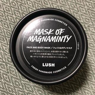 ラッシュ(LUSH)の【ヨウコ8516様専用】LUSH パワーマスク エスピー(ボディスクラブ)