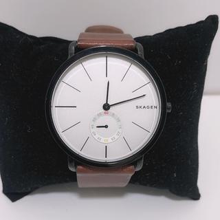 T178★SKAGEN スカーゲン SKW6216 クオーツ 腕時計 メンズ