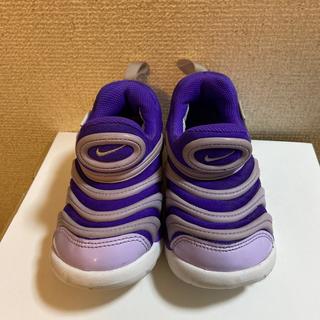 NIKE - ナイキ ダイナモフリー 14cm  紫
