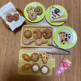 食玩パン屋、クレープ、マザー牧場(知育玩具)