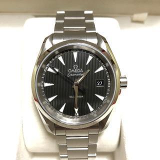 OMEGA - 【レアモデル 訳アリ品】オメガ シーマスター クォーツ メンズ 腕時計