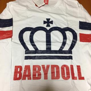 ベビードール(BABYDOLL)のBABYDOLL★ロンT★XL(Tシャツ/カットソー(七分/長袖))