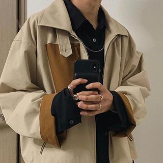 Jieda - Ryo Takashima short drizzler jacket