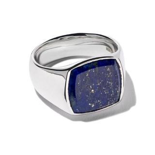マルタンマルジェラ(Maison Martin Margiela)のtomwood Cushion Blue Lapis リング(リング(指輪))