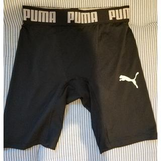 PUMA - PUMA ハーフタイツ メンズ