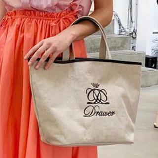 Drawer - ドゥロワー  Drawer ノベルティ 最新作 バッグ