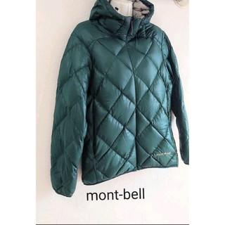 mont bell - mont-bell レディース ダウン Lsize