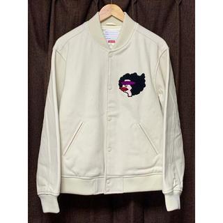 Supreme - 17aw Supreme Gonz Ramm Varsity Jacket