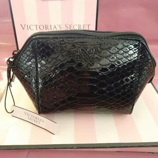 Victoria's Secret - パイソン柄 ポーチ ヴィクトリアシークレット