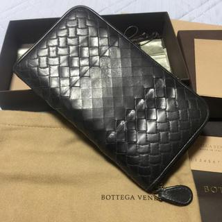 Bottega Veneta - ボッテガヴェネタ 黒 長財布