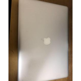 Mac (Apple) - Macbookpro core i7 16GB 256SSD 15inch