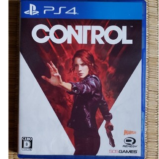PlayStation4 - CONTROL(コントロール) PS4