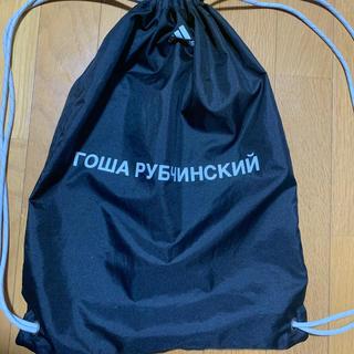 コムデギャルソン(COMME des GARCONS)のgosha rubchinskiy adidas gym bag 値下げ確実不可(その他)