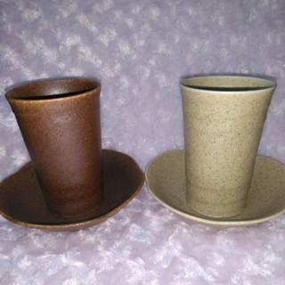 タチキチ(たち吉)のたち吉 カップと皿 ペア(食器)