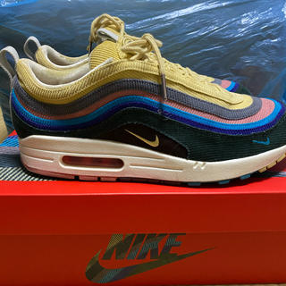 NIKE - Nike Air Max 1/97 VF SEAN WOTHERSPOON