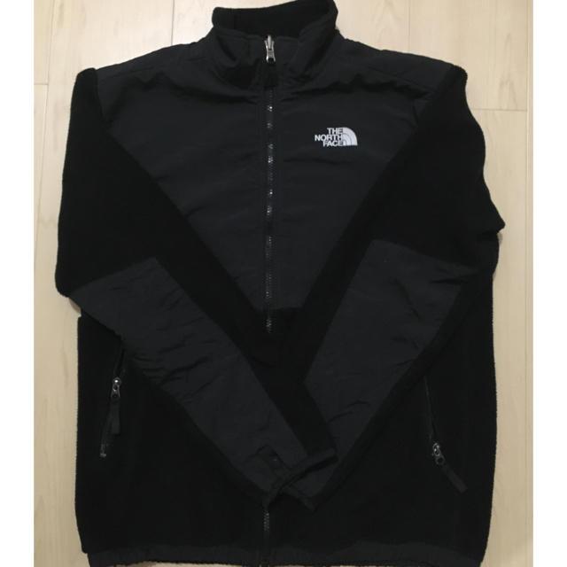 THE NORTH FACE(ザノースフェイス)の【古着】TheNorthFace  デナリフリースジャケット ブラック 黒 メンズのジャケット/アウター(その他)の商品写真