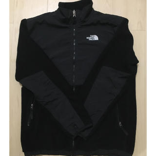 THE NORTH FACE - 【古着】TheNorthFace  デナリフリースジャケット ブラック 黒