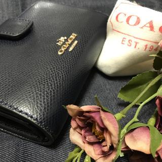 COACH - 🔷COACH🔷二つ折り財布🔷USED美品🔷