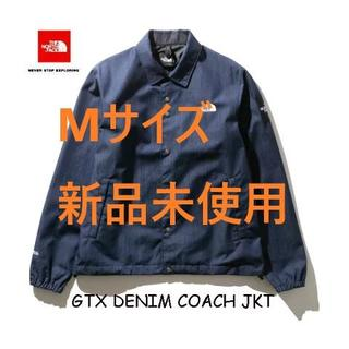 THE NORTH FACE - The North Face GTX Denim Coach Jacket M