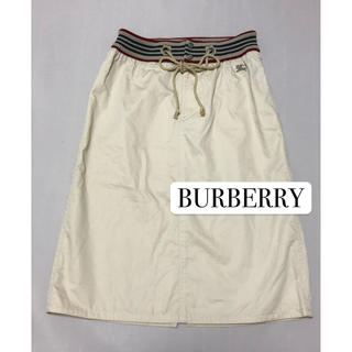 BURBERRY - バーバリー スカート 美品 36
