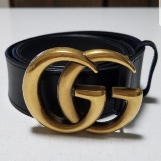 Gucci - グッチベルト(マーモント)確実に正規です。偽物の場合は証明があれば返金致します。