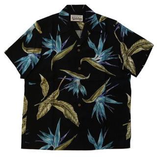ワコマリア(WACKO MARIA)の限定 送料込み ワコマリア BIRD OF PARADISE アロハシャツ XS(シャツ)