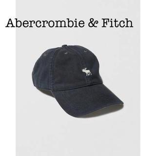 アバクロンビーアンドフィッチ(Abercrombie&Fitch)のA&F キャップ Black(キャップ)