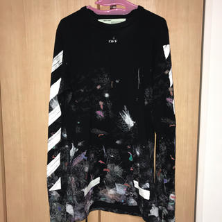 OFF-WHITE - off-white Galaxy Tシャツ XS