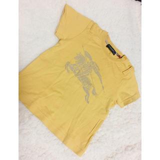 BURBERRY - 美品 バーバリー キッズ ホースマーク大 Tシャツ 90