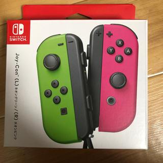 Nintendo Switch - ニンテンドースイッチ ジョイコン