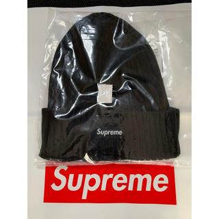 Supreme - supreme overdyed beanie ブラック 新品未使用