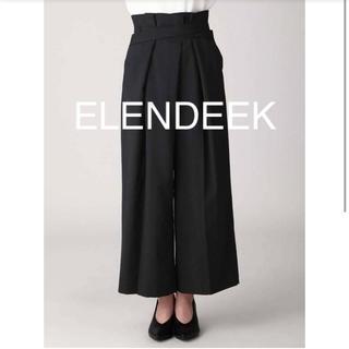 エレンディーク  パンツ ELENDEEK