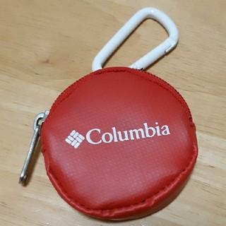 Columbia - 【コロンビア】コインケース★赤