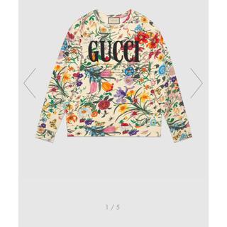 Gucci - 確実正規品 美品 gucci GUCCI スウェット
