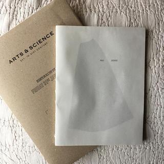 ヤエカ(YAECA)の20SS ARTS&SCIENCE 新カタログ(ファッション)