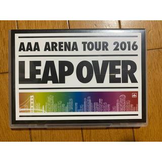 AAA - AAA/AAA ARENA TOUR 2016-LEAP OVER- 通常盤