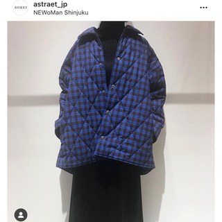 UNITED ARROWS - astraet アストラット コート