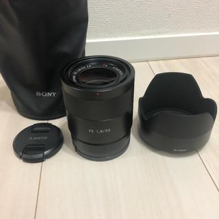 SONY - 美品 SEL55F18Z SONY