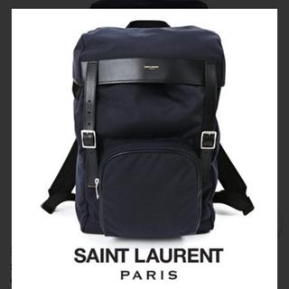 サンローラン(Saint Laurent)の(m_k0222様専用)サンローラン リュック(バッグパック/リュック)