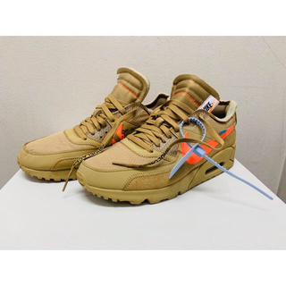NIKE - NIKE OFF-WHITE THE TEN AIR MAX 90  ナイキ