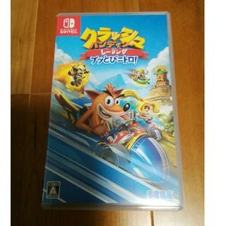 Nintendo Switch - クラッシュ・バンディクーレーシング ブッとびニトロ!