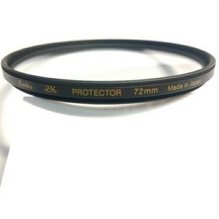 Kenko - ケンコー製レンズプロテクトフィルター ZX 72mm