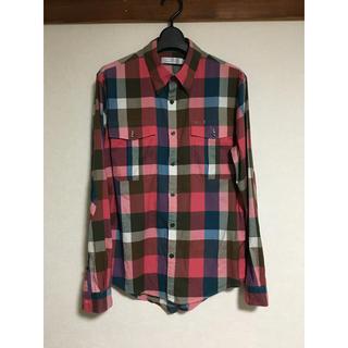 オープニングセレモニー(OPENING CEREMONY)のUNIQLO opening ceremony チェックシャツ(シャツ)