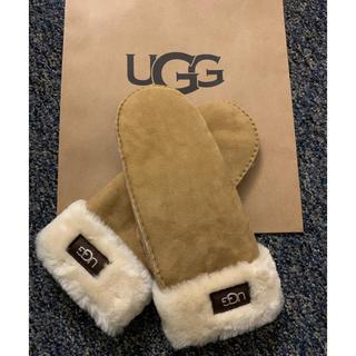 アグ(UGG)のUGG  ugg  アグ 手袋 新品未使用 グローブ ムートン(手袋)