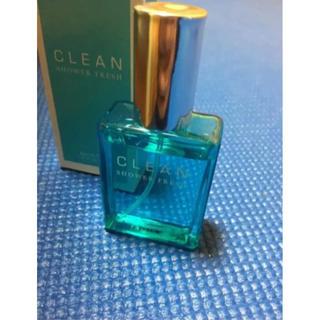 クリーン(CLEAN)のクリーン シャワーフレッシュ30ml & サムライ香水オードトワレ 2個セット!(ユニセックス)