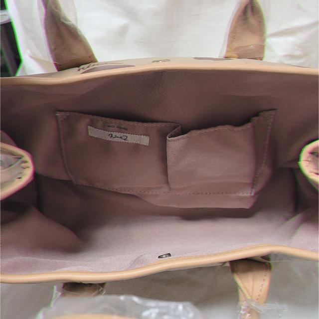 Nina mew(ニーナミュウ)のニーナミュ Nina mewヌバックトートバッグ新品タイムセール レディースのバッグ(トートバッグ)の商品写真