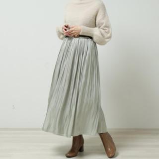 RayCassin - frames RAY CASSIN ラメ プリーツ スカート