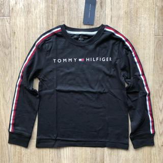 TOMMY HILFIGER - トミーヒルフィガー ブラック 長袖Tシャツ