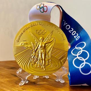 金メダル TOKYO 2020 東京オリンピック ゴールド GOLD レプリカ(金属工芸)