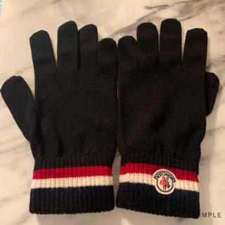MONCLER - モンクレール 手袋 メンズ 未使用